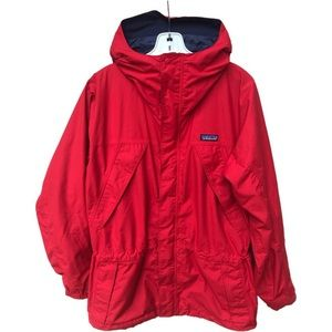 Patagonia Men's Multipurpose Red Jacket Size Small